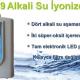NCS SF-689 İyonizer Su Arıtma Alkali Su Cihazı