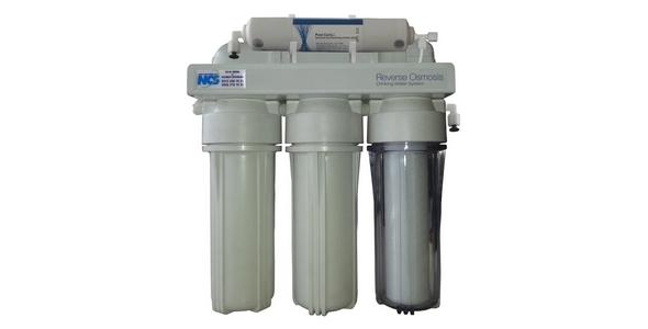 NCS TE-2 Pompasız Tezgah Altı Su Arıtma Cihazı