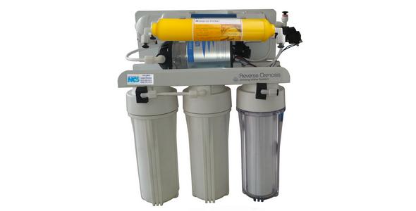 NCS TE-2PM Mineral Filtreli Tezgah Altı Su Arıtma