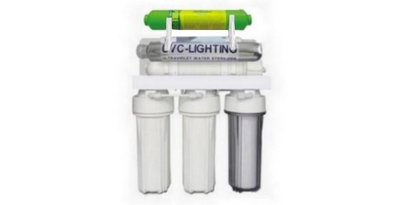 NCS TE-2UVpH 7 Aşamalı Alkalin filtreli Su Arıtma