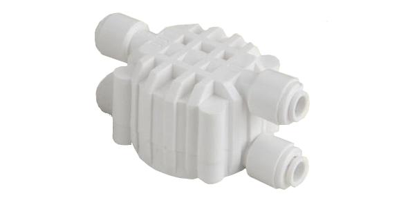 Şatof Valf 1/4 İnch Ouick Su Arıtma Cihazları İçin