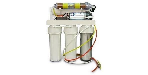 NCS FS-401PDİS Pompalı Akvaryum Tipi Su Arıtma Cihazı