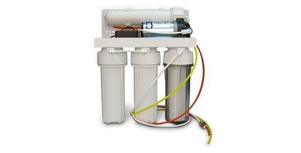NCS FS-401P Pompalı Su Arıtma Akvaryum İçin