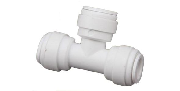 Su Arıtma Hortum Dağıtıcı  T Dirsek Adaptör