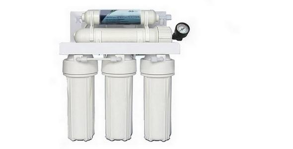 NCS 5S-75 WPB Pompasız Tezgah altı Su Arıtma Cihazı
