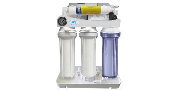 NCS LS-101P Lüks Seri Tezgah altı Antibakterial Su Arıtma Cihazı