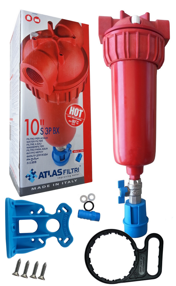 ATLAS 3PS HOT HOUSİNG KUTULU-KY