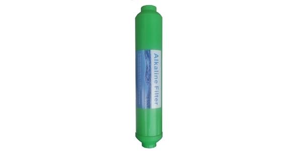 10 inch İnline Alkalin pH Filtre