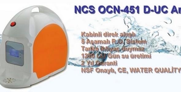NCS OCN-451 Su Arıtma