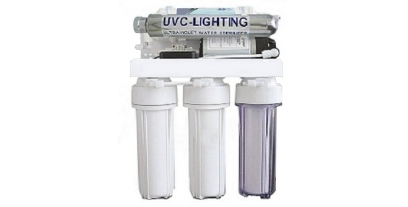 NCS TE-2PUV Ultraviyole Filtreli Su Arıtma Cihazı