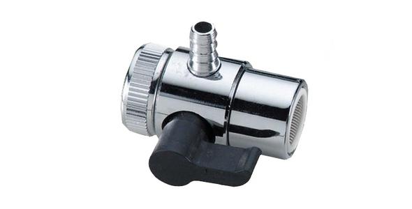 Reverse Osmosis Su Arıtma Cihazları için Tekli Musluk Ağzı Adaptör