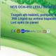 NCS OCN-452CSL Ledli Kapalı Kasa Su Arıtma Cihazı