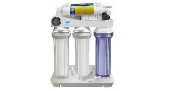 NCS LS-100P Lüks Seri Tezgah altı Su Arıtma Cihazı