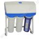NCS OCN-100 Ayaklı Yarım Kabinli Tezgahaltı Su Arıtma Cihazı