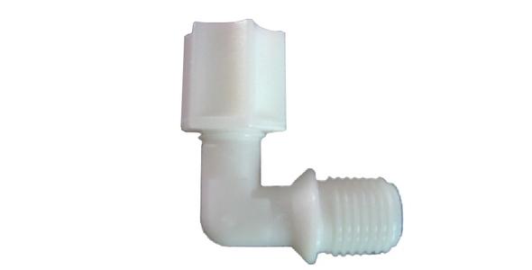 Su Arıtma Cihazları Filtreleri için Jaco Tip Bağlantı Dirseği