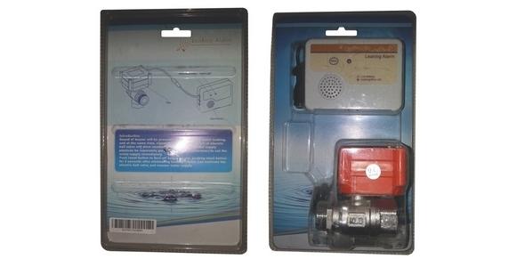Su sızıntılarını önleme dedektörü
