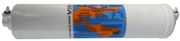 12 İnch İnline Omnipure USA K5628SS GAC Karbon Filtre